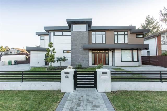 8731 Cullen Crescent, Richmond, BC V6Y 2W9 (#R2601304) :: Initia Real Estate