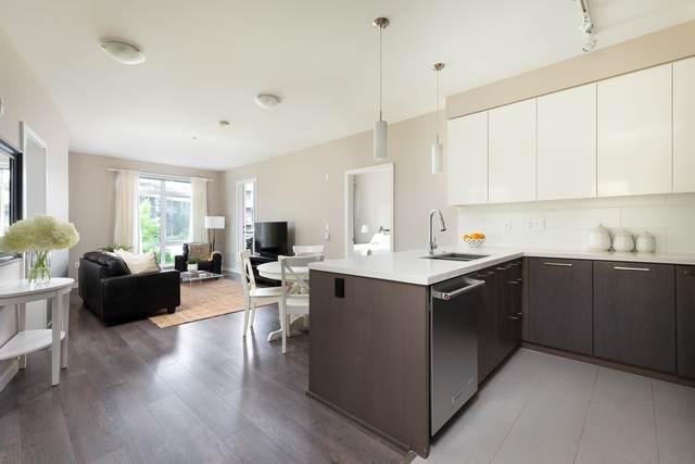 22 E Royal Avenue #319, New Westminster, BC V3L 0H1 (#R2601402) :: Initia Real Estate