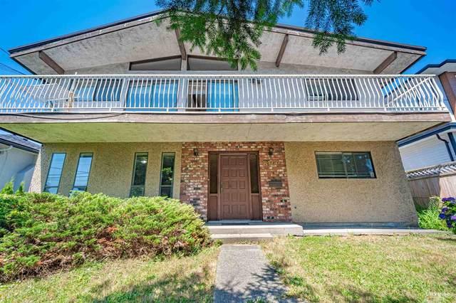 8167 10TH Avenue, Burnaby, BC V3N 2S5 (#R2601448) :: Initia Real Estate