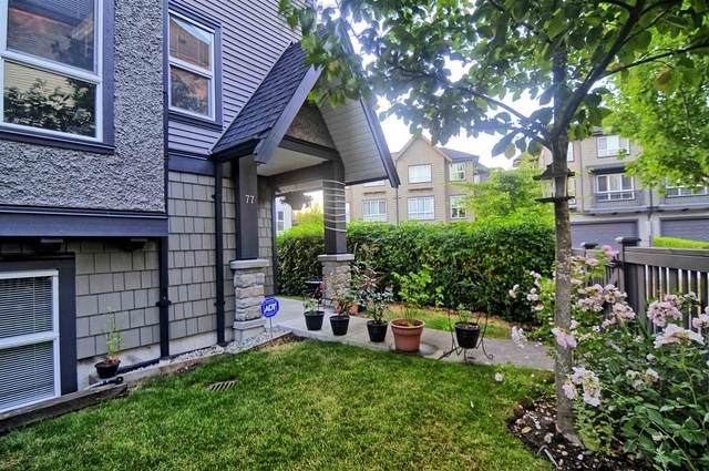 10489 Delsom Crescent #77, Delta, BC V4C 0B9 (#R2601476) :: Initia Real Estate