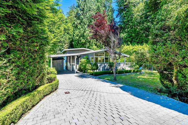 338 Moyne Drive, West Vancouver, BC V7S 1J5 (#R2601483) :: 604 Realty Group