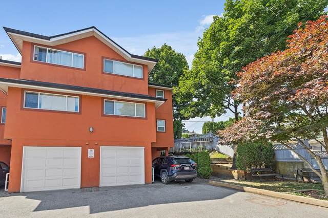 303 Cumberland Street #106, New Westminster, BC V3L 3G2 (#R2601484) :: Initia Real Estate
