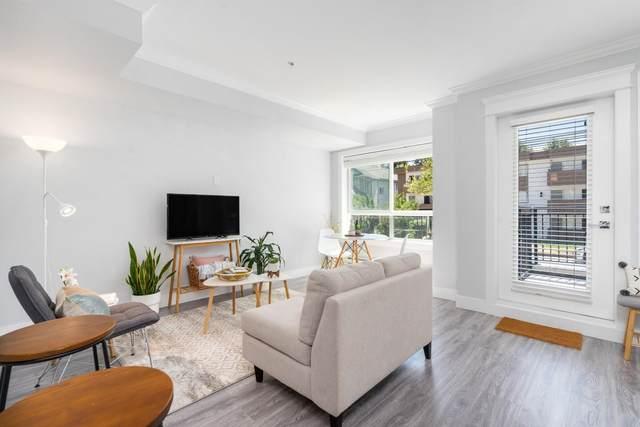 2229 Atkins Avenue #104, Port Coquitlam, BC V3C 1Y5 (#R2601613) :: Initia Real Estate