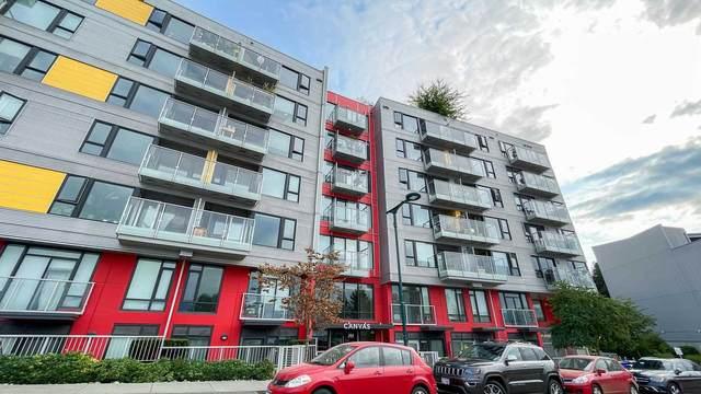 384 E 1ST Avenue #610, Vancouver, BC V5T 0C5 (#R2601727) :: Initia Real Estate