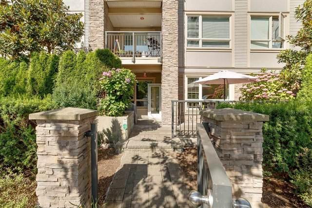 701 Klahanie Drive #111, Port Moody, BC V3H 5L6 (#R2601747) :: Initia Real Estate