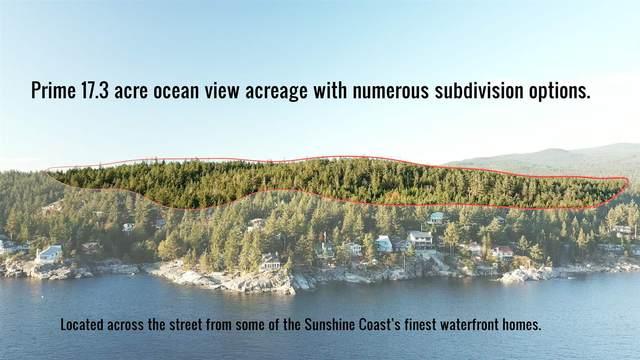 DL2394 Truman Road, Halfmoon Bay, BC V0N 1Y2 (#R2601749) :: Initia Real Estate