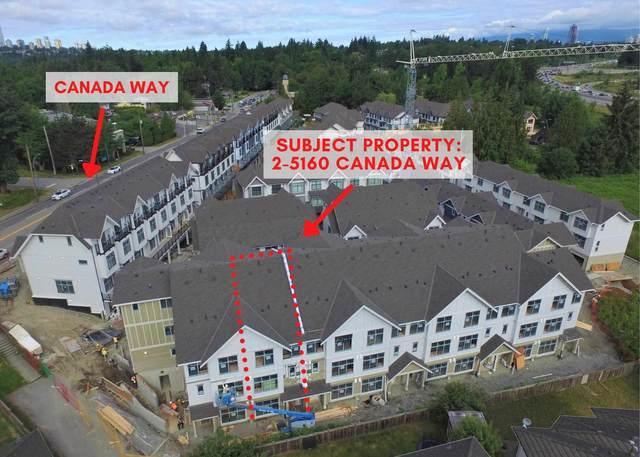 5160 Canada Way #2, Burnaby, BC V5E 0C3 (#R2601757) :: Ben D'Ovidio Personal Real Estate Corporation | Sutton Centre Realty