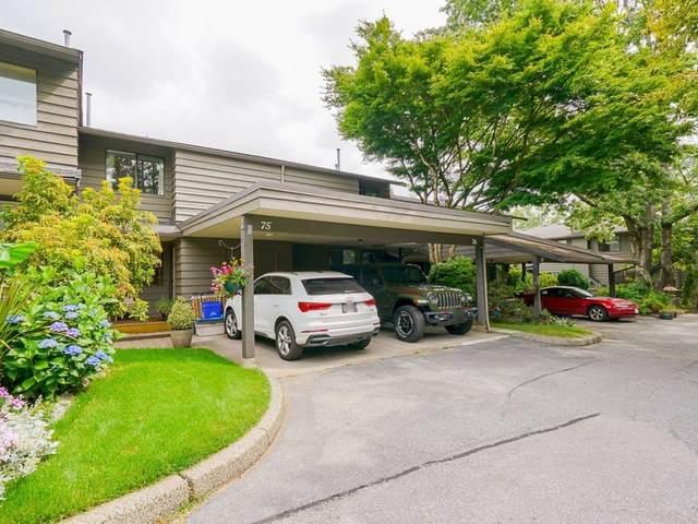 1930 Cedar Village Crescent #75, North Vancouver, BC V7J 3M5 (#R2601766) :: Initia Real Estate