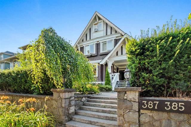 387 W 13TH Avenue, Vancouver, BC V5Y 1W2 (#R2601777) :: Ben D'Ovidio Personal Real Estate Corporation | Sutton Centre Realty