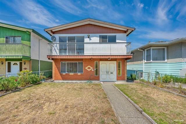 1043 E 58TH Avenue, Vancouver, BC V5X 1W8 (#R2601800) :: Premiere Property Marketing Team