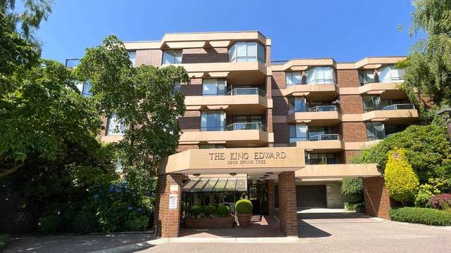 3905 Springtree Drive #206, Vancouver, BC V6L 3E2 (#R2601805) :: Ben D'Ovidio Personal Real Estate Corporation | Sutton Centre Realty