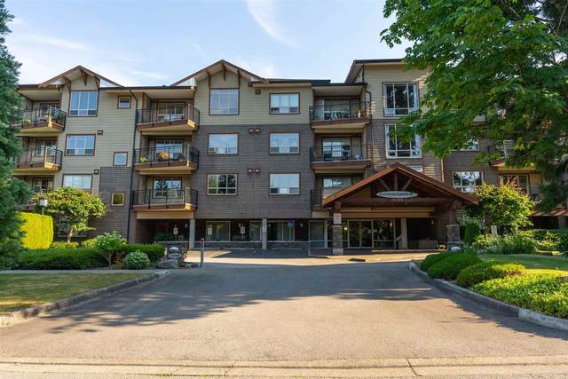 16068 83 Avenue #401, Surrey, BC V4N 0N2 (#R2601833) :: Macdonald Realty