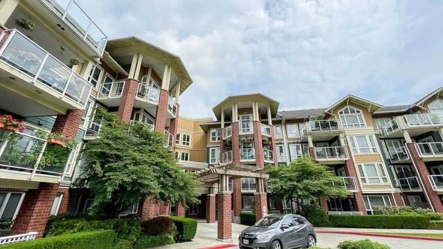 14 E Royal Avenue #313, New Westminster, BC V3L 5W5 (#R2601850) :: Initia Real Estate