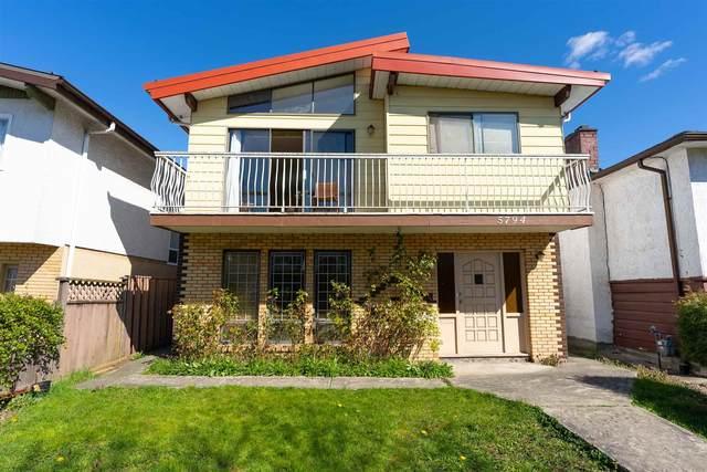 5794 Lanark Street, Vancouver, BC V5P 2Y5 (#R2601855) :: Premiere Property Marketing Team