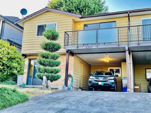 1207 Hammond Avenue, Coquitlam, BC V3K 2P2 (#R2601893) :: Premiere Property Marketing Team
