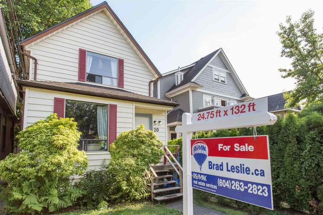 20 W 14TH Avenue, Vancouver, BC V5Y 1W6 (#R2601966) :: Ben D'Ovidio Personal Real Estate Corporation | Sutton Centre Realty