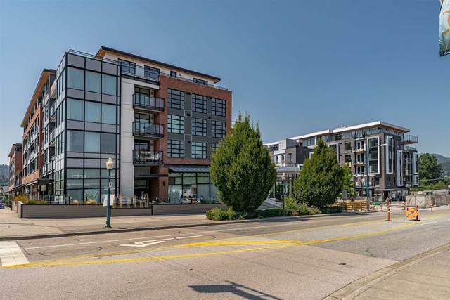 95 Moody Street #409, Port Moody, BC V3H 0H2 (#R2602041) :: Premiere Property Marketing Team