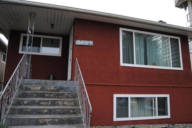 5805 Boundary Road, Vancouver, BC V5R 2R2 (#R2602153) :: Initia Real Estate