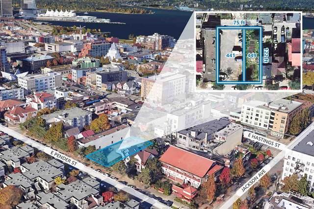 449 E Pender Street, Vancouver, BC V6A 1V2 (#R2602162) :: Initia Real Estate