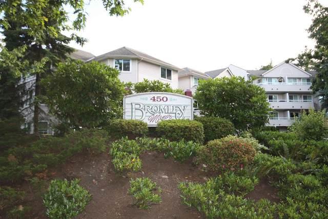 450 Bromley Street #318, Coquitlam, BC V3K 6S5 (#R2602195) :: Initia Real Estate