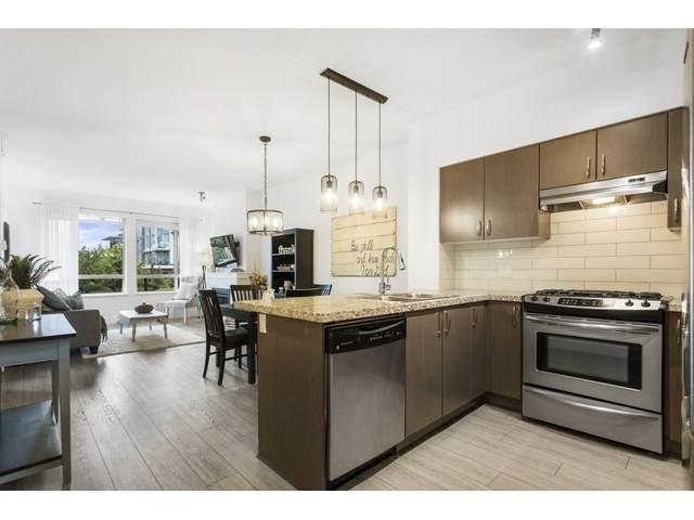 3097 Lincoln Avenue #408, Coquitlam, BC V3B 0E3 (#R2602247) :: Premiere Property Marketing Team