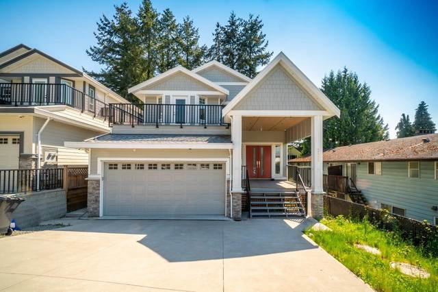 325 Therrien Street, Coquitlam, BC V3K 4T7 (#R2602274) :: Ben D'Ovidio Personal Real Estate Corporation | Sutton Centre Realty