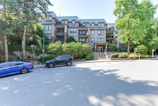1591 Booth Avenue #304, Coquitlam, BC V3K 1B7 (#R2602310) :: Ben D'Ovidio Personal Real Estate Corporation | Sutton Centre Realty