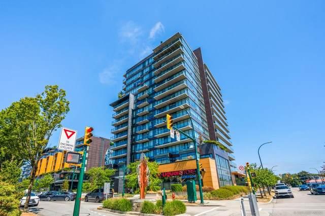 8588 Cornish Street #1007, Vancouver, BC V6P 0C1 (#R2602336) :: Initia Real Estate