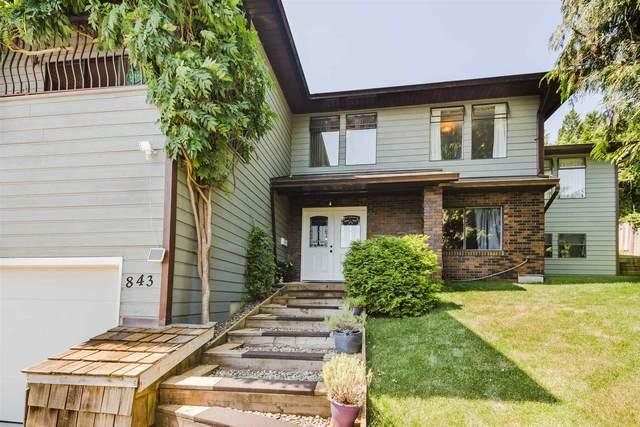 843 Reddington Court, Coquitlam, BC V3C 4P7 (#R2602360) :: Ben D'Ovidio Personal Real Estate Corporation | Sutton Centre Realty