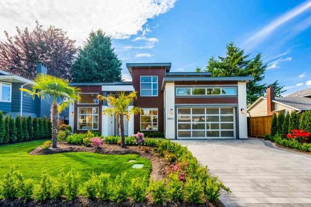 10851 Roselea Crescent, Richmond, BC V7A 2R5 (#R2602383) :: Initia Real Estate