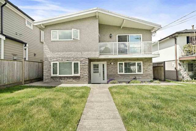 4335 Fleming Street, Vancouver, BC V5N 3W4 (#R2602472) :: Premiere Property Marketing Team