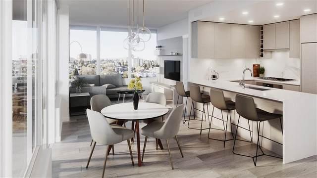 813 Carnarvon Street #2204, New Westminster, BC V3M 1E9 (#R2602533) :: Initia Real Estate