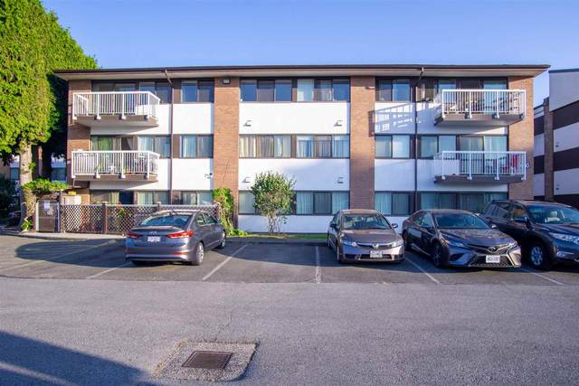 8060 Ryan Road #206, Richmond, BC V7A 2E5 (#R2602539) :: Initia Real Estate