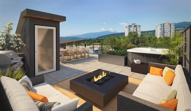 3229 St. Johns Street #611, Port Moody, BC V3H 2C9 (#R2602545) :: Initia Real Estate