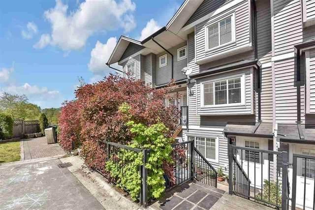 11255 132ND Street #33, Surrey, BC V3R 4R3 (#R2602666) :: Initia Real Estate