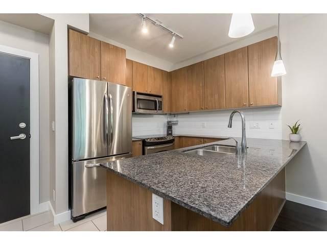 240 Francis Way #107, New Westminster, BC V3L 0E5 (#R2602730) :: Initia Real Estate