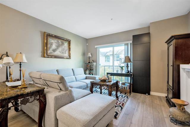 3888 Norfolk Street #225, Burnaby, BC V5G 1E5 (#R2602763) :: Ben D'Ovidio Personal Real Estate Corporation | Sutton Centre Realty