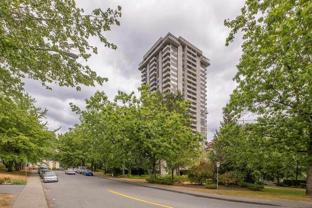 3980 Carrigan Court #1507, Burnaby, BC V3N 4S6 (#R2602782) :: 604 Realty Group