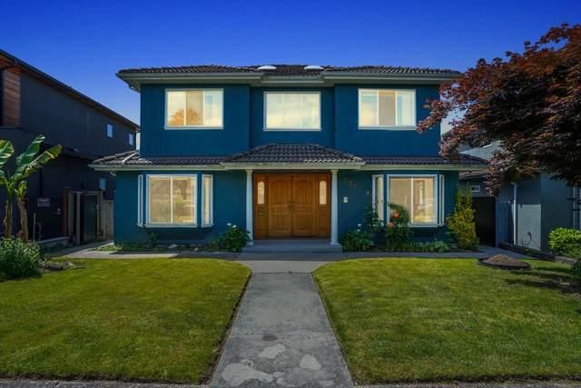 7775 Thornhill Drive, Vancouver, BC V5P 3T4 (#R2602807) :: Initia Real Estate