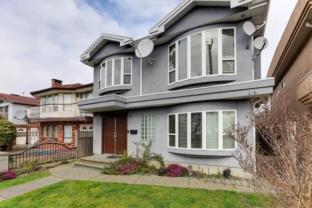 981 E 59TH Avenue, Vancouver, BC V5X 1Y6 (#R2602819) :: Premiere Property Marketing Team