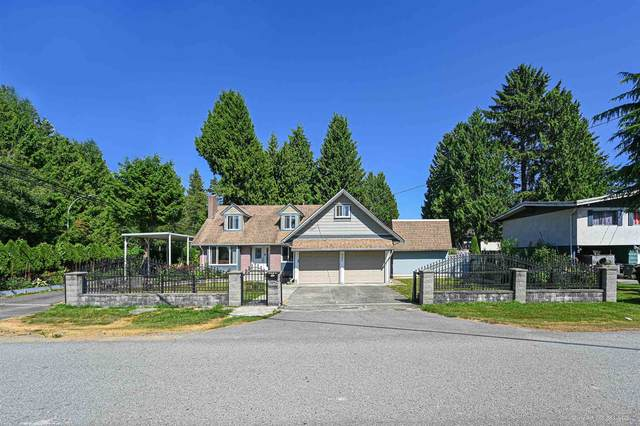 9984 124B Street, Surrey, BC V3V 4X1 (#R2602827) :: Ben D'Ovidio Personal Real Estate Corporation   Sutton Centre Realty