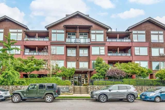 240 Salter Street #206, New Westminster, BC V3M 0C1 (#R2602839) :: Initia Real Estate