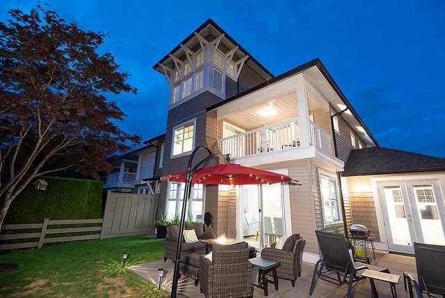19452 Fraser Way #31, Pitt Meadows, BC V3Y 0A3 (#R2602857) :: Initia Real Estate
