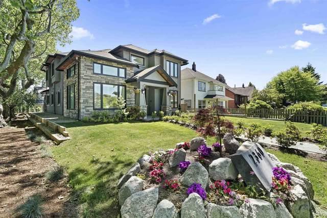 2360 Douglas Crescent, Richmond, BC V3X 3B5 (#R2602865) :: Initia Real Estate
