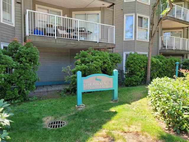 15130 108 Avenue #309, Surrey, BC V3R 0T8 (#R2602867) :: Initia Real Estate