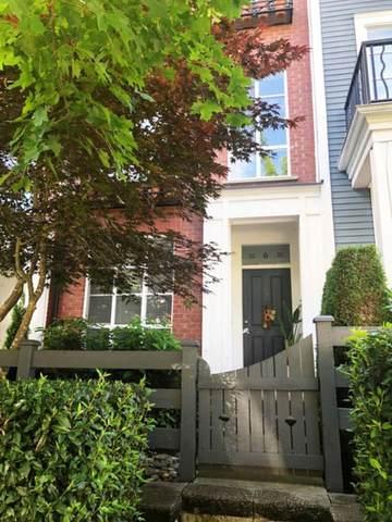 1240 Holtby Street #6, Coquitlam, BC V3B 0E5 (#R2602868) :: Initia Real Estate
