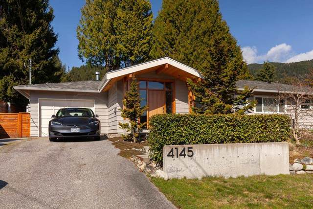 4145 Burkehill Road, West Vancouver, BC V7V 3M6 (#R2602910) :: Initia Real Estate