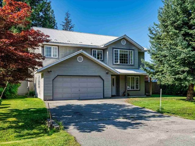 1486 Larch Street, Pemberton, BC V0N 2L0 (#R2602912) :: Initia Real Estate