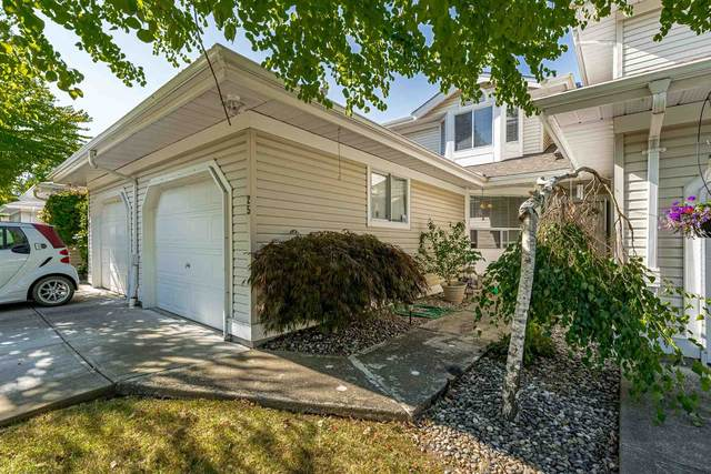 6489 121A Street #25, Surrey, BC V3W 0Y4 (#R2602932) :: Initia Real Estate