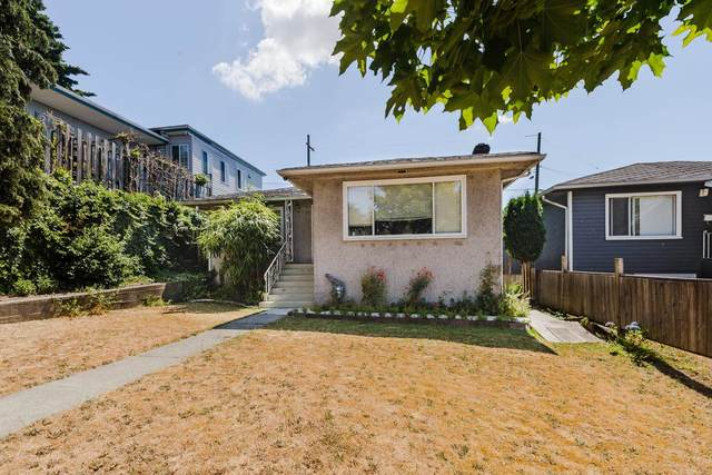 1548 E 41ST Avenue, Vancouver, BC V5P 1K2 (#R2602941) :: Premiere Property Marketing Team